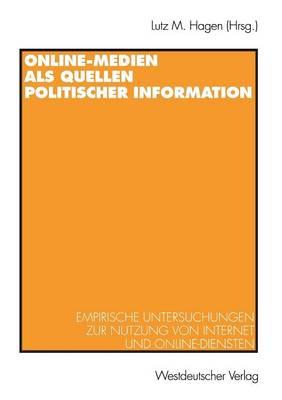 Online-Medienglish ALS Quellenglish Politischer Information (Paperback)