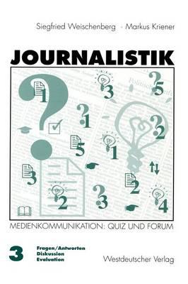 Journalistik (Paperback)