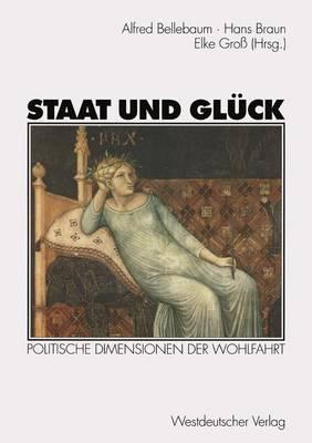 Staat und Gluck (Paperback)