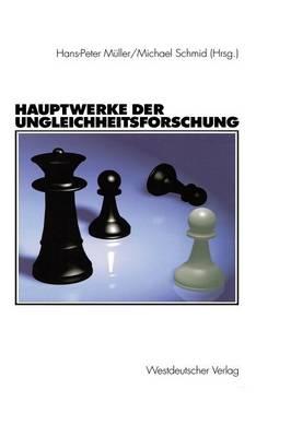 Hauptwerke der Ungleichheitsforschung (Paperback)