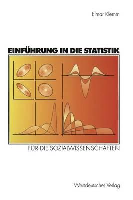 Einfuhrung in die Statistik (Paperback)
