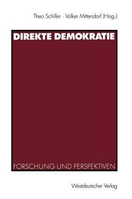 Direkte Demokratie (Paperback)