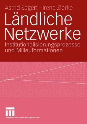 Landliche Netzwerke (Paperback)