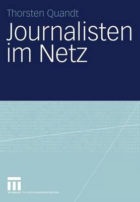 Journalisten Im Netz (Paperback)