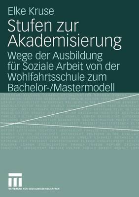 Stufen zur Akademisierung (Paperback)