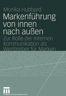 Markenfuhrung von Innen Nach Aussen - Organisationskommunikation (Paperback)