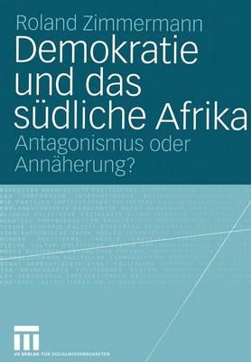 Demokratie und das Sudliche Afrika (Paperback)