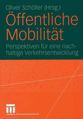 Offentliche Mobilitat (Paperback)