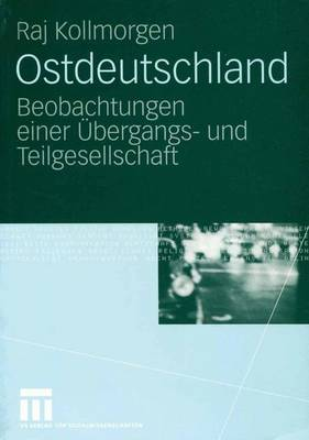 Ostdeutschland (Paperback)