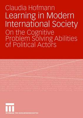 Learning in Modern International Society (Paperback)