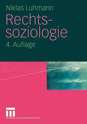 Rechtssoziologie (Paperback)