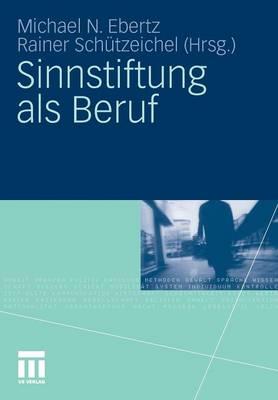 Sinnstiftung ALS Beruf (Paperback)