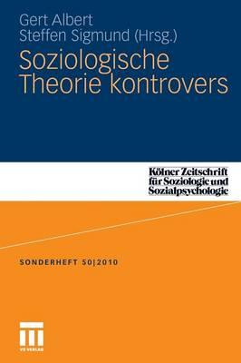 Soziologische Theorie kontrovers (Paperback)