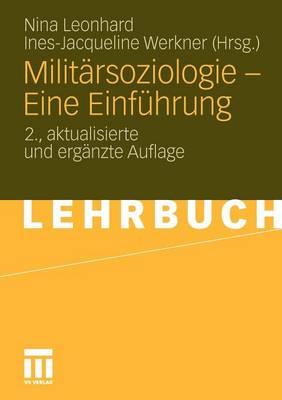 Milit�rsoziologie - Eine Einf�hrung (Paperback)