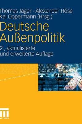 Deutsche Au enpolitik (Hardback)