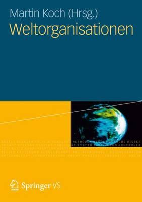 Weltorganisationen (Paperback)