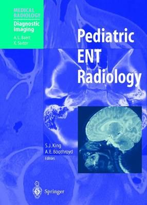 Pediatric ENT Radiology - Diagnostic Imaging (Paperback)