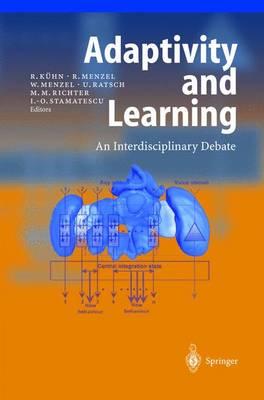 Adaptivity and Learning: An Interdisciplinary Debate (Hardback)
