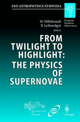 From Twilight to Highlight: The Physics of Supernovae: Proceedings of the ESO/MPA/MPE Workshop Held at Garching, Germany, 29-31 July 2002 - ESO Astrophysics Symposia (Hardback)