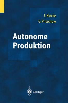 Autonome Produktion (Hardback)