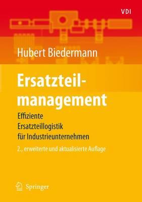 Ersatzteilmanagement (Paperback)