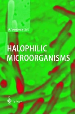 Halophilic Microorganisms (Hardback)