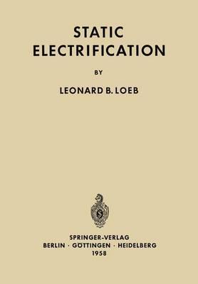Static Electrification (Hardback)