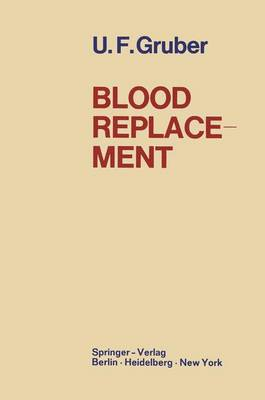 Blood Replacement (Paperback)