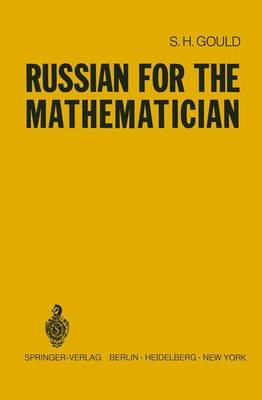 Russian for the Mathematician (Paperback)