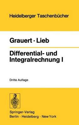 Differential- und Integralrechnung (Paperback)