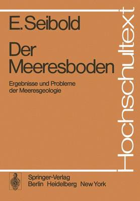 Meeresboden - Hochschultext (Paperback)