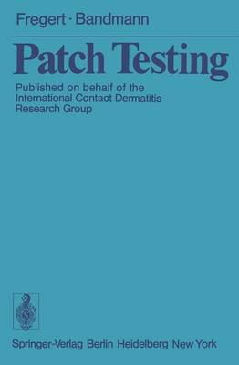 Patch Testing (Paperback)