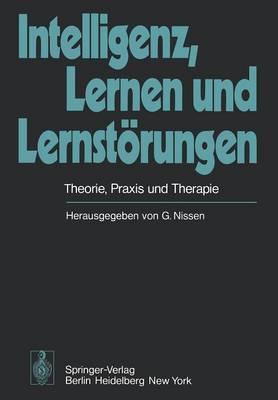 Intelligenz, Lernen und Lernstorungen (Paperback)