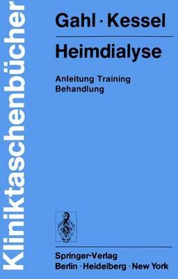 Heimdialyse - Kliniktaschenbucher (Paperback)