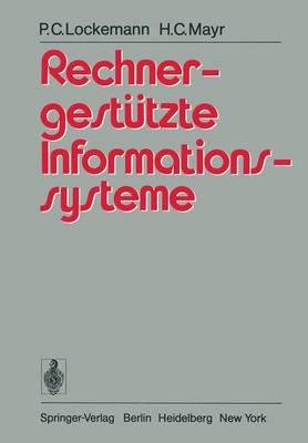 Rechnergestutzte Informationssysteme (Paperback)