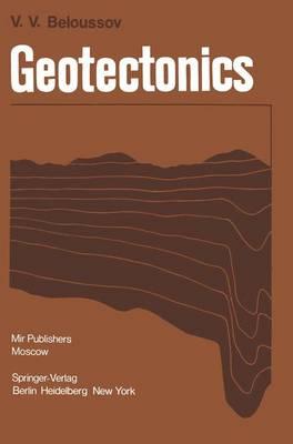 Geotectonics (Hardback)