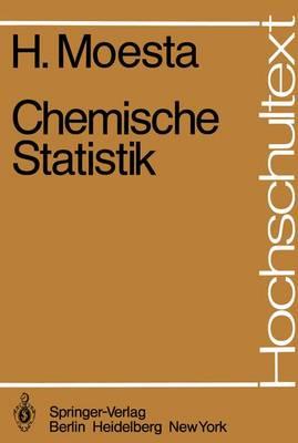 Chemische Statistik - Hochschultext (Paperback)