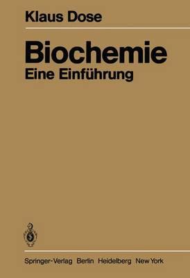Biochemie (Paperback)