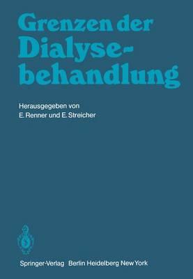 Grenzen der Dialysebehandlung (Paperback)