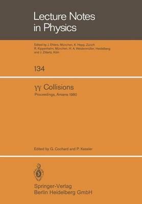 Collisions: Proceedings of the International Workshop (Journees d'Etudes Internationales) Held at Amiens, France, April 8-12, 1980 - Lecture Notes in Physics 134 (Paperback)