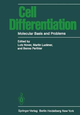Cell Differentiation: Molecular Basis and Problems (Hardback)