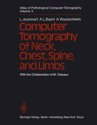 Atlas of Pathological Computer Tomography (Hardback)