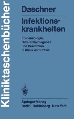 Infektionskrankheiten - Kliniktaschenbucher (Paperback)