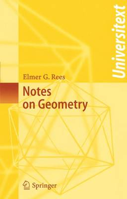 Notes on Geometry - Universitext (Paperback)