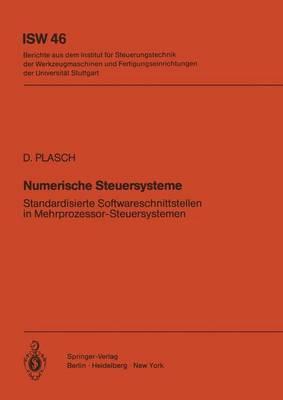 Numerische Steuersysteme - Isw Forschung und Praxis 46 (Paperback)