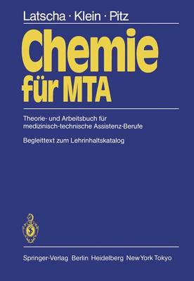 Chemie Fur MTA (Paperback)