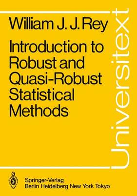 Introduction to Robust and Quasi-Robust Statistical Methods - Universitext (Paperback)