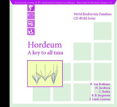 Hordeum (Hardback)