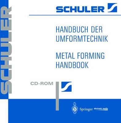 Handbuch Der Umformtechnik / Metal Forming Handbook