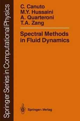 Spectral Methods in Fluid Dynamics - Scientific Computation (Hardback)